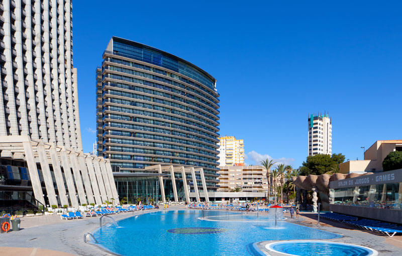 Photos Gran Hotel Bali Benidorm Official